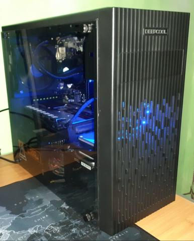PC GAMING DESIGN MURAH PERFORMA TOP CPU ONLY