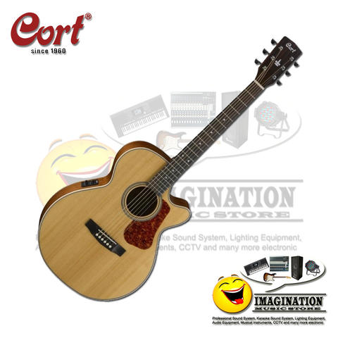 Cort L100F NS in Natural Satin