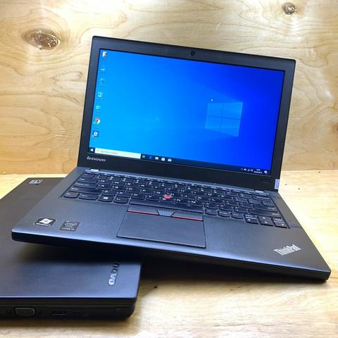 LAPTOP IBM LENOVO THINKPAD X250 CORE i5-5200U RAM 8GB HDD 500GB BERGARANSI