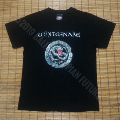 T-shirt Whitesnake - LIVE In The Shadow Of The Blues 2006