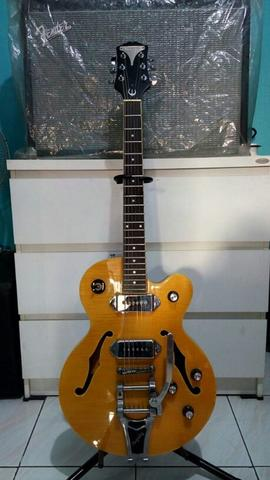 Epiphone wildkat with Bigsby