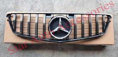 Grill GT R / GTR Mercedes Benz W204 List Chrome