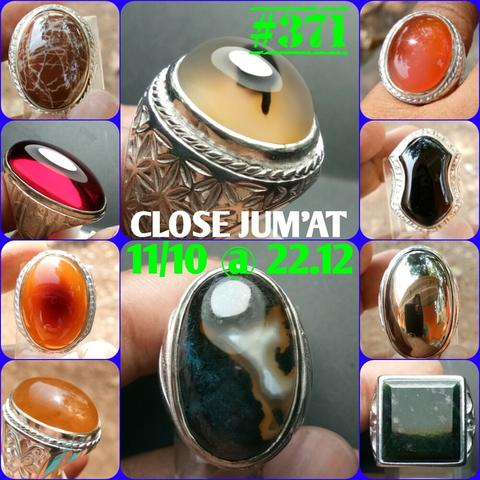 LELANG #371= 33pcs CLOSE JUM'AT 11/10 @22:12