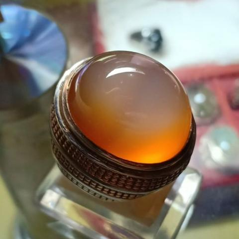 Bacan Obi Nucleus Natural Dim 23mm