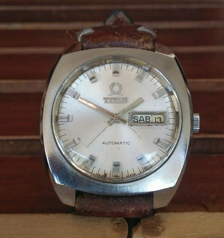 Titus Automatic Vintage 17 Jewels