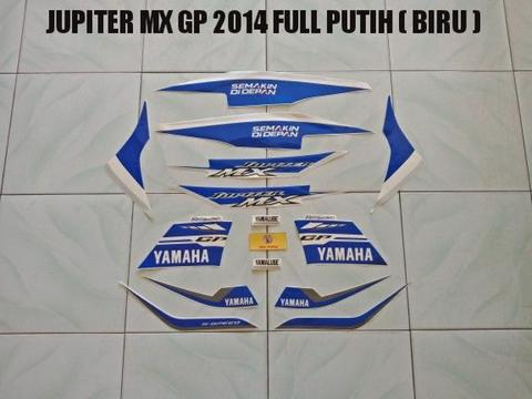 Striping Jupiter MX GP 2014 ( 4 Warna )