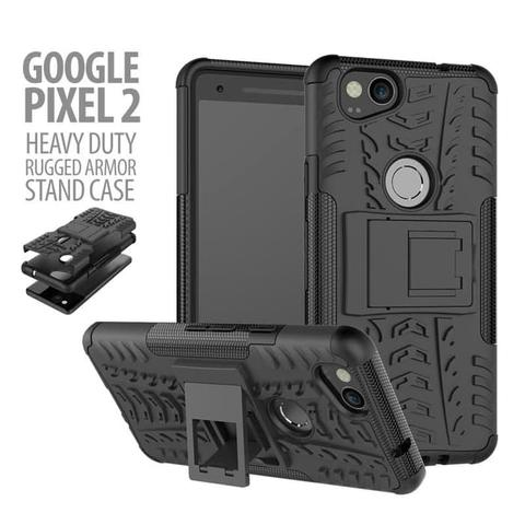 Heavy Duty Rugged Armor Stand Case Google Pixel 2