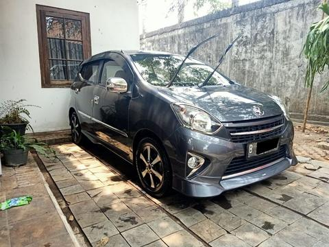 Toyota Agya Tipe S TRD Transmisi Manual Th 2015
