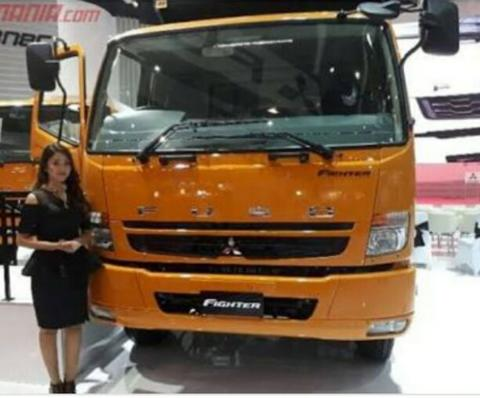 THE BEST PRICE MITSUBISHI FUSO FIGHTER
