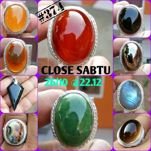 LELANG #374= 33pcs CLOSE SABTU 26/10 @22:12