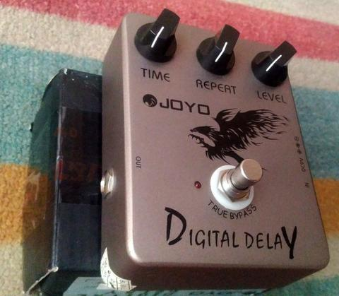 Guitar effect Digital Delay JOYO