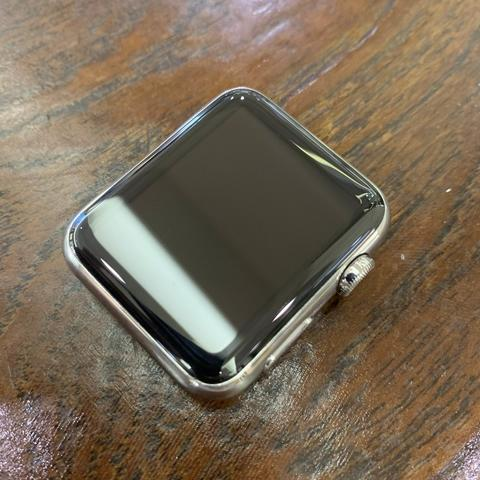 Apple WATCH 42MM┃Stainless Steel┃ex iBox┃bs TT iPhone Xr