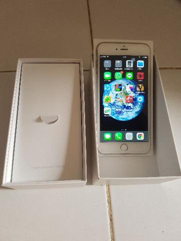 Iphone 6S+ 16GB Silver (Internasional)