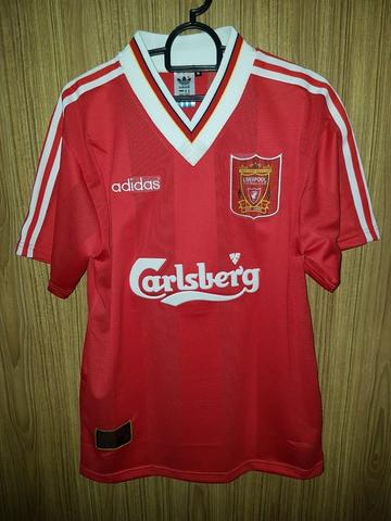 Jersey Liverpool Home 1995/1996