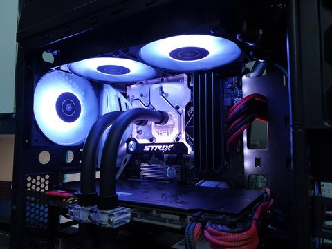 EKWB EK Water Cooling / Liquid Cooler Part untuk PC Komputer