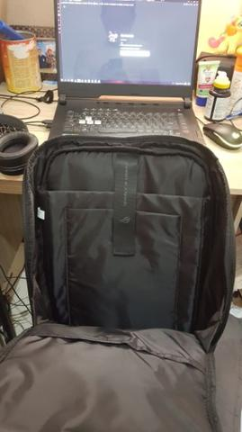"Tas Laptop ROG 15"" 2019 (dari laptop strix III g531gt) new"
