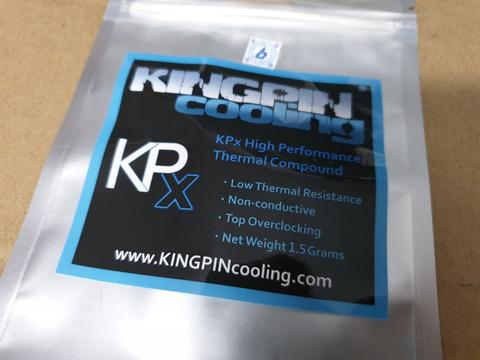 KINGPIN KPX Thermal Paste by BerlianCom