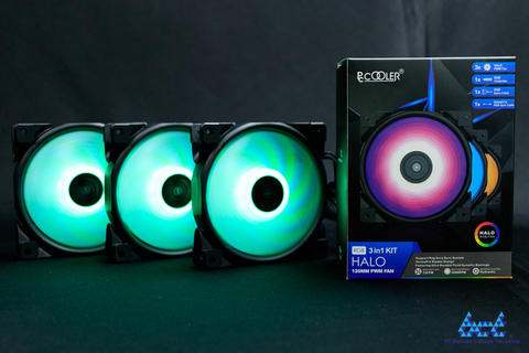 PCCOOLER CPU Cooler | Liquid Water Cooler | Fan RGB | Thermal Paste by BerlianCom