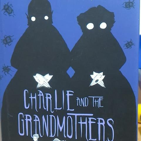 Charlie & the grandmothers - Katy Towell - Hardcover