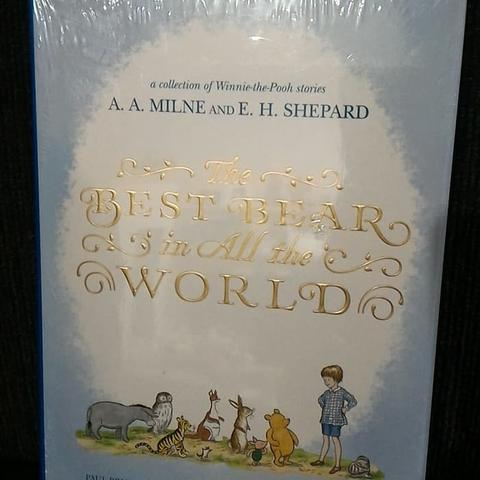 Winnie the pooh - Best bear in all the world illustrated novel