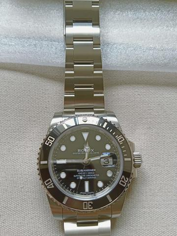 Rolex Original Submariner Date Ceramic 2018