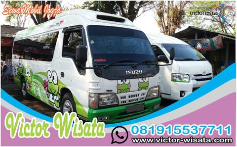 Sewa Bus Medium Jogja - ELF - HIACE