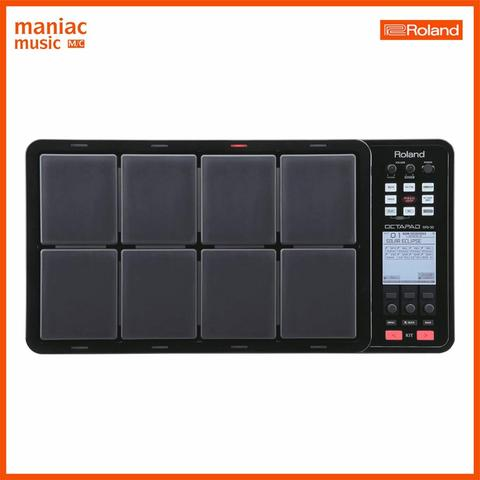 Roland SPD-30BK (Digital Percussion Pad, Octapad Version 2, Black, V-Drum, MIDI)