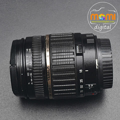 TAMRON AF 18-200mm/3.5-5.6 FOR CANON (code #2626)