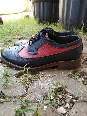 Longwing shoes Fionbaxter Bred