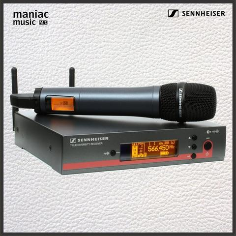 Sennheiser EW 135 G3 (Wireless Vocal System Set, Automatic Frequency, 1680 Tunable)