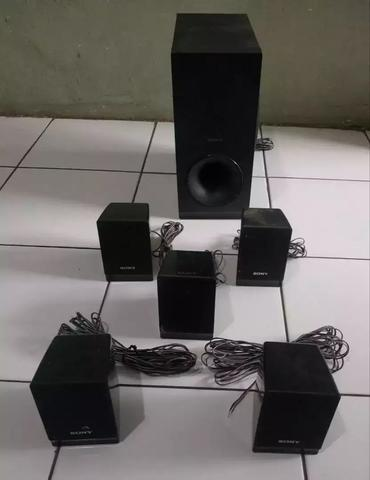 Sony SS-WS121 Home Theater System Speakers Subwoofer Surround