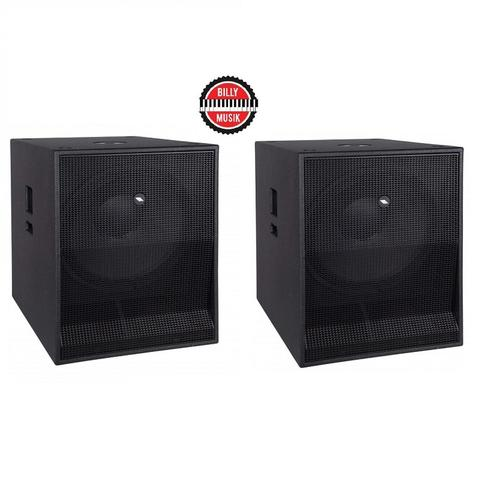 ***BILLY MUSIK*** Subwoofer Aktif Proel S-18A S-18 S18 18 Inch 1200W NEW