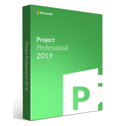 Jual Project Professional 2019 for Windows Original Lifetime Update