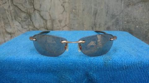 RARE Oakley Why 8.0 Rimless