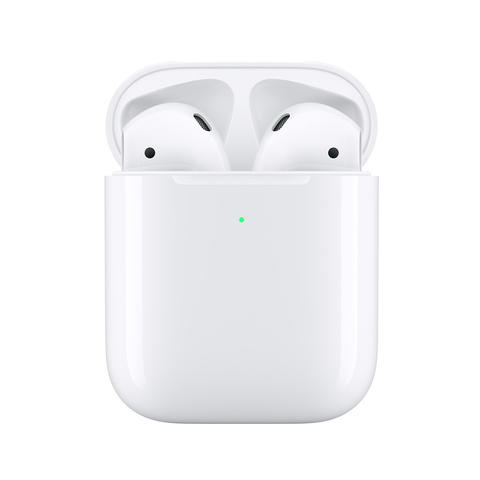 Apple Airpods 2 With Wireless Charging Case Resmi Ibox