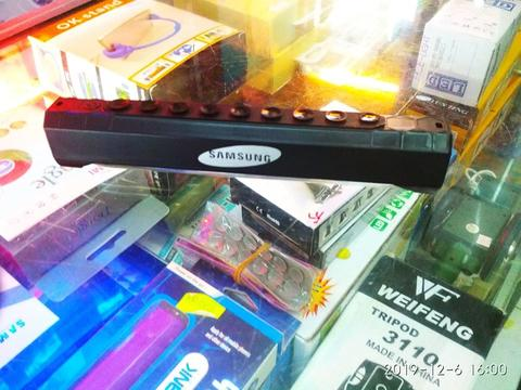 Power bank samsung 18000 mah + led