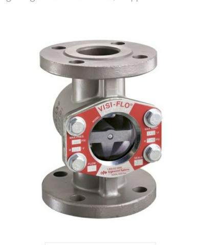 Sight Flow Indicators w/ FlapperVISI-FLO 1400SeriesFlanged SS316. Size 1inch - 3 inch
