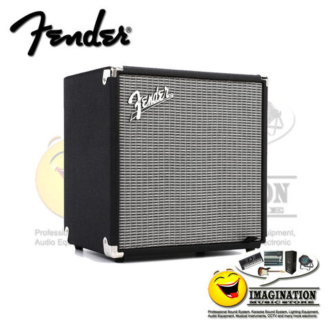 "Fender Rumble 25 V3 - 25W 1x8"" Bass Combo"