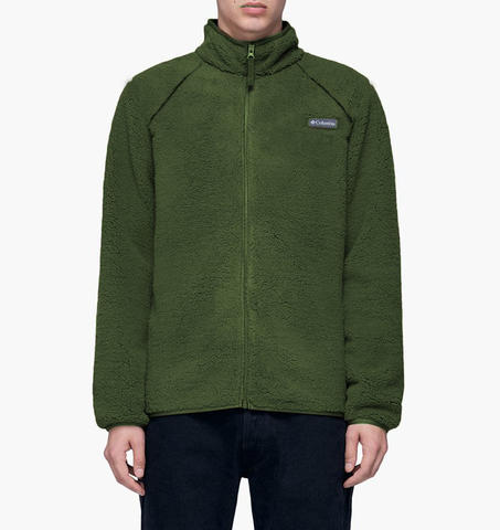 Columbia Winter Mountain Fleece Jacket Original
