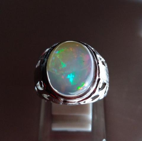 Natural Kalimaya Opal Dim 15 mm