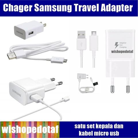 Adapterr charger Samsung travel set NEW