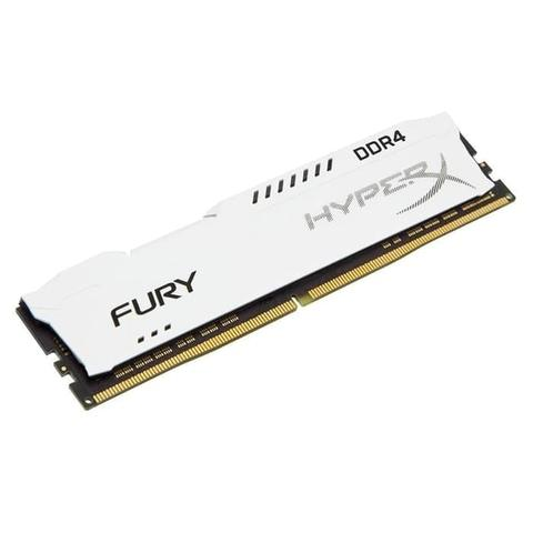Kingston hyperX fury white 8gb 2400 ddr4