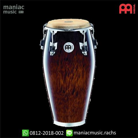 "Meinl MP1134BB (Conga, Professional, 11.75"", 2 Plies, Chrome, Skin, Brown Burl)"