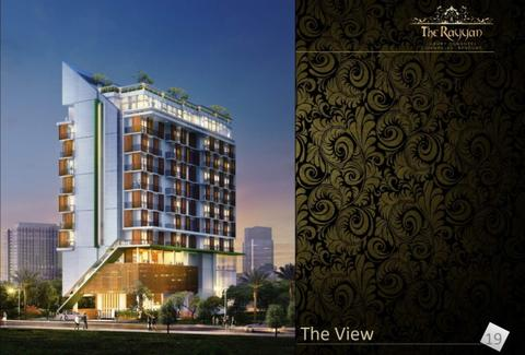 Peluang Bisnis Property Condotel The Rayyan Bandung by Best Western MD721