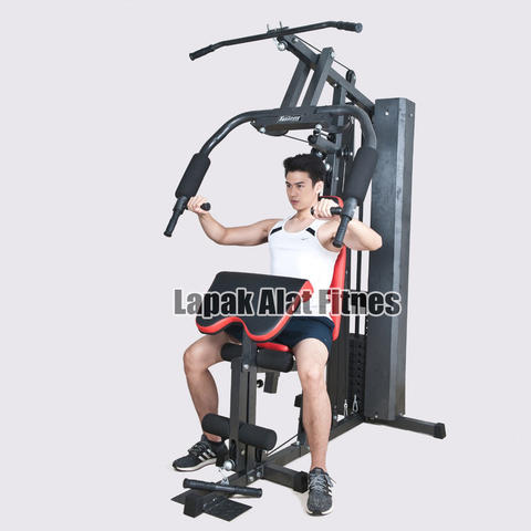 Alat Fitness Home Gym 1 Sisi TL HG-008 Total Fitness Murah