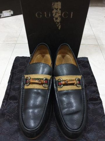 Gucci bit bamboo loafer original authentic not hermes lv prada louboutin tods bally