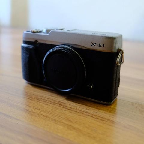 Fujifilm XE-1 Body Only with Box