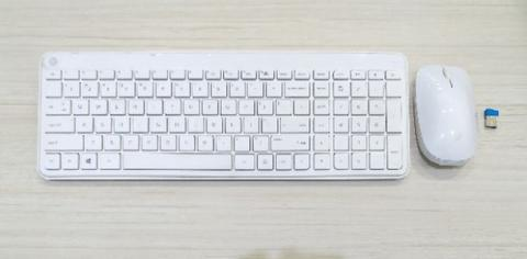 Keyboard Mouse Wireless HP mulus