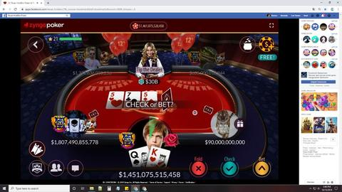 Chip cip texas holdem poker zynga poker Facebook | android | ios