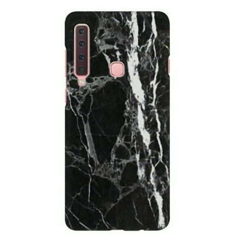 Faux Marble And Stone Samsung Galaxy A9 2018 Custom Hard Case